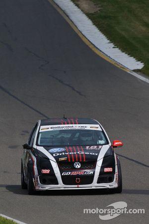 #181 APR Motorsport Volkswagen GTI: Kevin Stadtlener, Josh Hurley