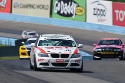 #18 RRT Racing BMW 328i: Martin Jensen, Paul Gerrard