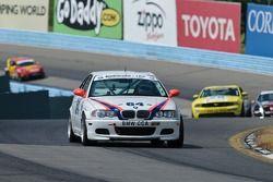 #64 Next Generation Motorsports BMW 330i: Ted Giovanis, Shawn Dewey