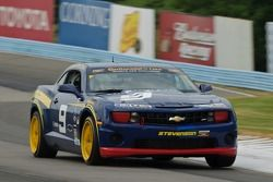 #9 Stevenson Motorsports Camaro GS.R: Hugh Plumb, Craig Stone