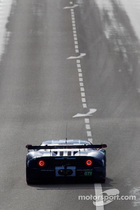 #61 Matech Competition Ford GT: Natacha Gachnang, Rahel Frey, Cyndie Allemann