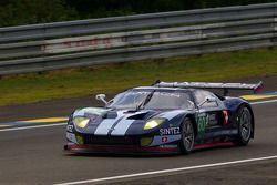 #60 Matech Competition Ford GT: Thomas Mutsch, Romain Grosjean, Jonathan Hirschi