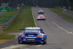 88 Team Felbermayr-Proton Porsche 911 GT3 RSR: Horst Felbermayr Sr., Horst Felbermayr Jr., Miro Kono
