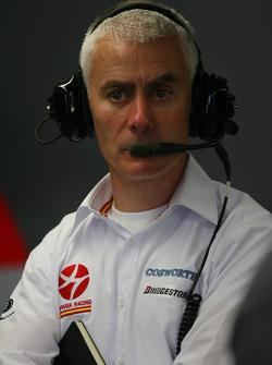 Geoff Willis, Hispania F1 Team