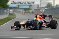 Себастьян Феттель, Red Bull Racing, RB6