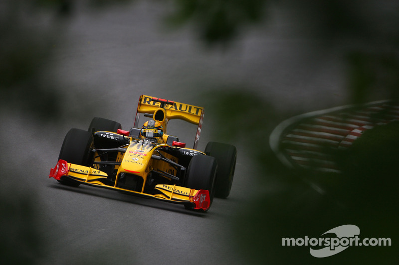 Robert Kubica, Renault F1 Team, Grand Prix Kanady 2010