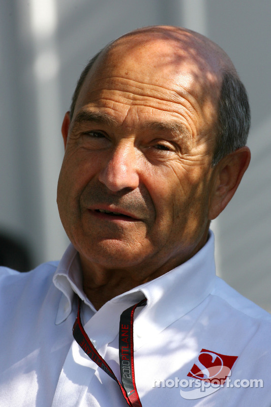 Peter Sauber, BMW Sauber F1 Team, teambaas
