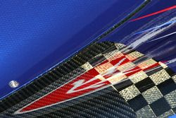 Red Bull Racing engine cover detail
