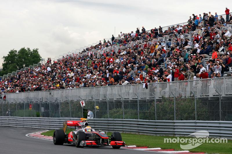 GP Kanada 2010