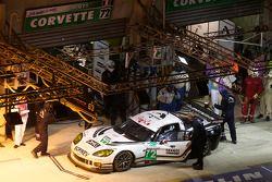Pitstop #72 Luc Alphand Aventures Corvette C6.R: Stephan Gregoire, Jêrôme Policand, David Hart