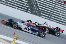 Mario Moraes, KV Racing Technology & Will Power, Verizon Team Penske