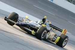 Tomas Scheckter, Dreyer & Reinbold Racing