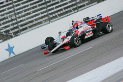 Helio Castroneves, Team Penske & Hideki Mutoh, Newman/Haas Racing