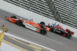 Mario Romancini, Conquest Racing & Justin Wilson, Dreyer & Reinbold Racing