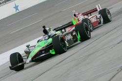 Dancia Patrick, Andretti Autosport & Scott Dixon, Target Chip Ganassi Racing