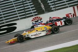 Mario Romancini, Conquest Racing & Ryan Hunter-Reay, Andretti Autosport