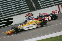 Mario Romancini, Conquest Racing & Ryan Hunter-Reay, Andretti Autosport