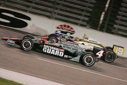 Dan Wheldon, Panther Racing & Alex Lloyd, Dale Coyne Racing