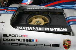 The ACO-owned restored Porsche 917 LH