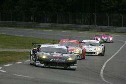 #72 Luc Alphen Aventures Corvette C6.R: Stephan Gregoire, J?r?me Policen, David Hart