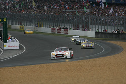 Formatieronde: #52 Young Driver AMR Aston Martin DBR9: Christoffer Nygaard, Tomas Enge, Peter Kox