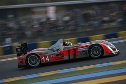 #14 Kolles Audi R10: Christophe Bouchut, Scott Tucker, Manuel Rodrigues