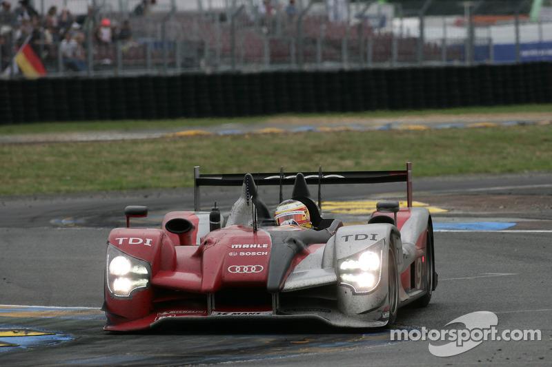 2010: Mike Rockenfeller, Timo Bernhard, Romain Dumas, Audi R15 TDI plus