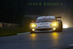 #72 Luc Alphen Aventures Corvette C6.R: Stephan Gregoire, Jérôme Policen, David Hart
