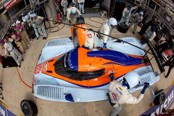 Pitstop #009 Aston Martin Racing Lola Aston Martin: Darren Turner, Juan Barazi, Sam Hancock