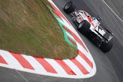 Steven Kane Formula Two test driver