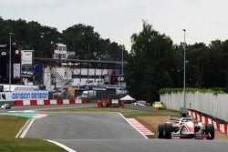 Steven Kane, Formule 2 testrijder