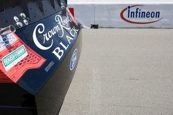 Matt Kenseth, Roush Fenway Racing Ford (détail)