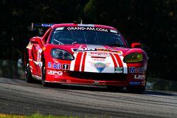 #7 Banner Racing Corvette: Paul Edwards, Scott Russell
