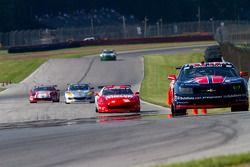 GT kwalificaties: #30 Racers Edge Motorsports Mazda RX-8: Todd Lamb, Jordan Taylor