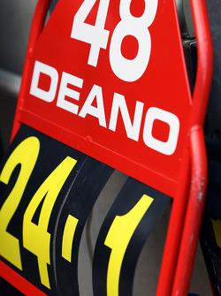 Panneau pour Dean Stoneman