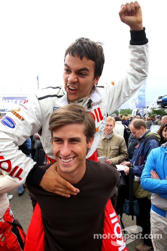 Sergey Afanasiev en Nicola de Marco