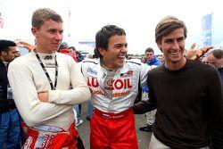 Kazim Vasiliauskas, Sergey Afanasiev, Nicola de Marco