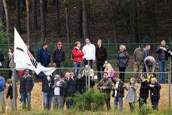 Fans at Zolder