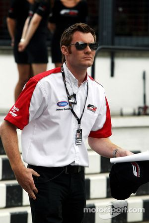 James Gornall, Formula Two Championship Co-ordinator