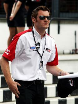 James Gornall, Formule 2 Championship Co-ordinator