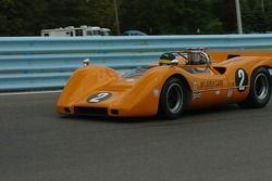 #2-1968- McLaren M6-B, Robert Ryan.