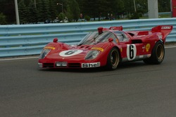 #6- 1969 Ferrari 512S with John Giordano.