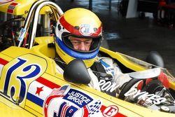 #13- Kurt Engelmann- 1971 Lola T-192 F5000.