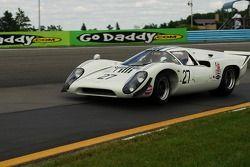 #27- David Ritter 1969 Lola Mk3b.