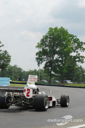 #2-Dudley Cunningham- Lola T332 F5000.