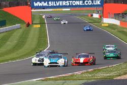 #44 Oman Racing Team, Aston Martin Vantage GT3: Ahmad Al Harthy, Jonathan Adam, Devon Modell