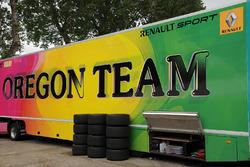 Oregon Team, Transporter