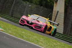 #1 Oregon Team Renault RS01: Dario Capitanio, Davide Roda