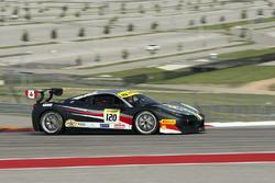#120 Ferrari of Ontario, Ferrari 458: Rick Lovat