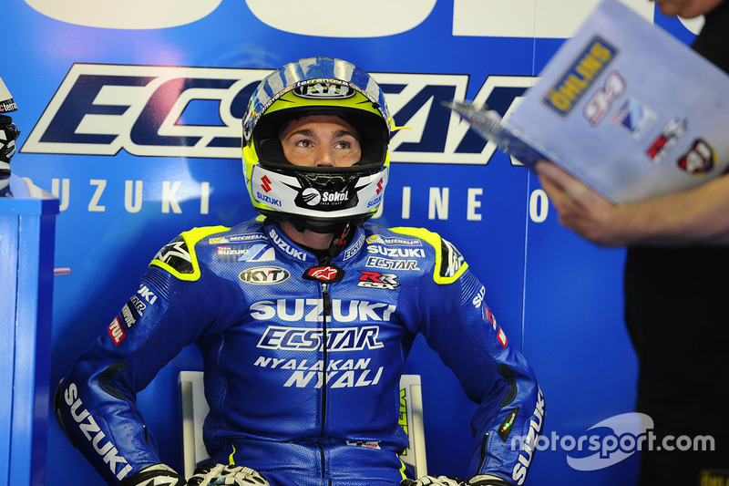 Aleix Espargaró, Team Suzuki MotoGP